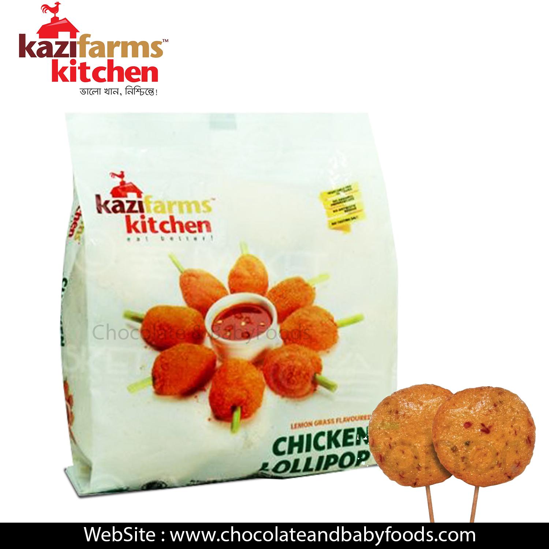 Kazi Farms Kitchen Chicken Lollipop