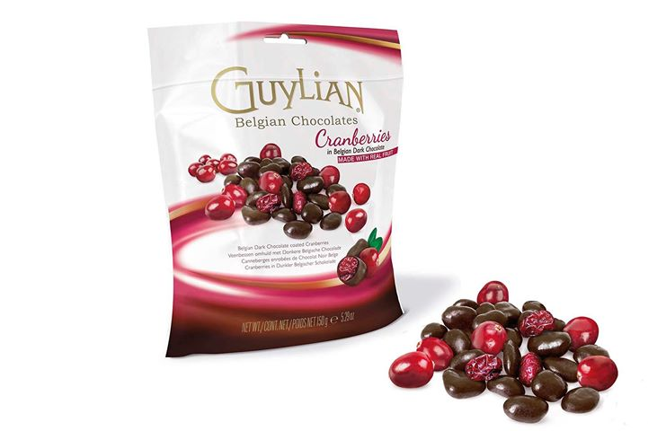 Guylian Belgian Chocolate Cranberrries