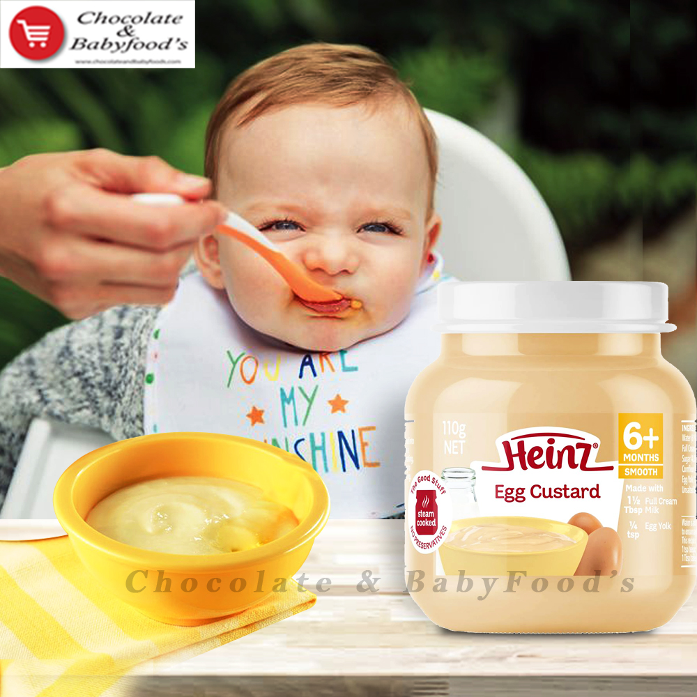 Heinz egg custard 110 gm
