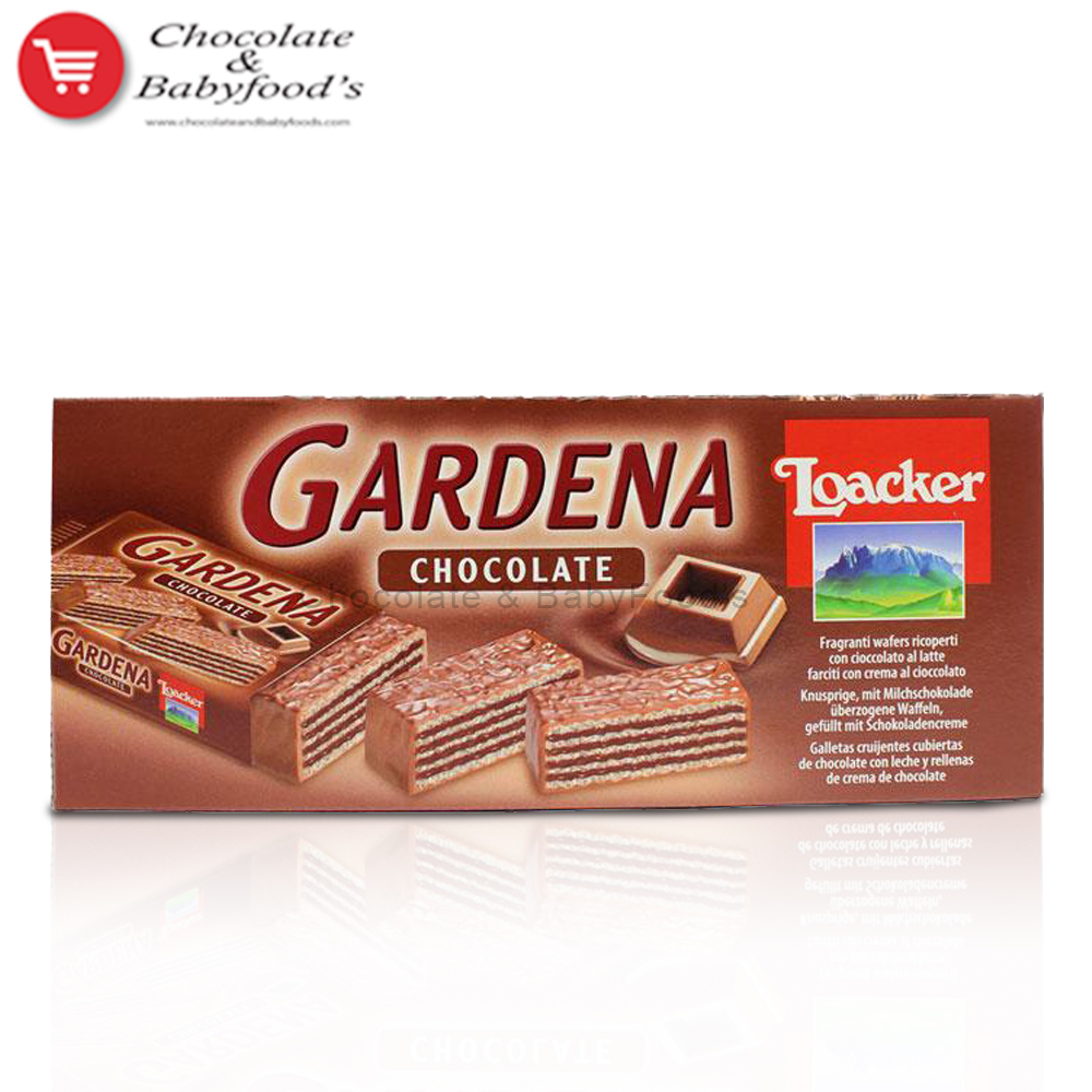 Loacker Gardena with Chocolate
