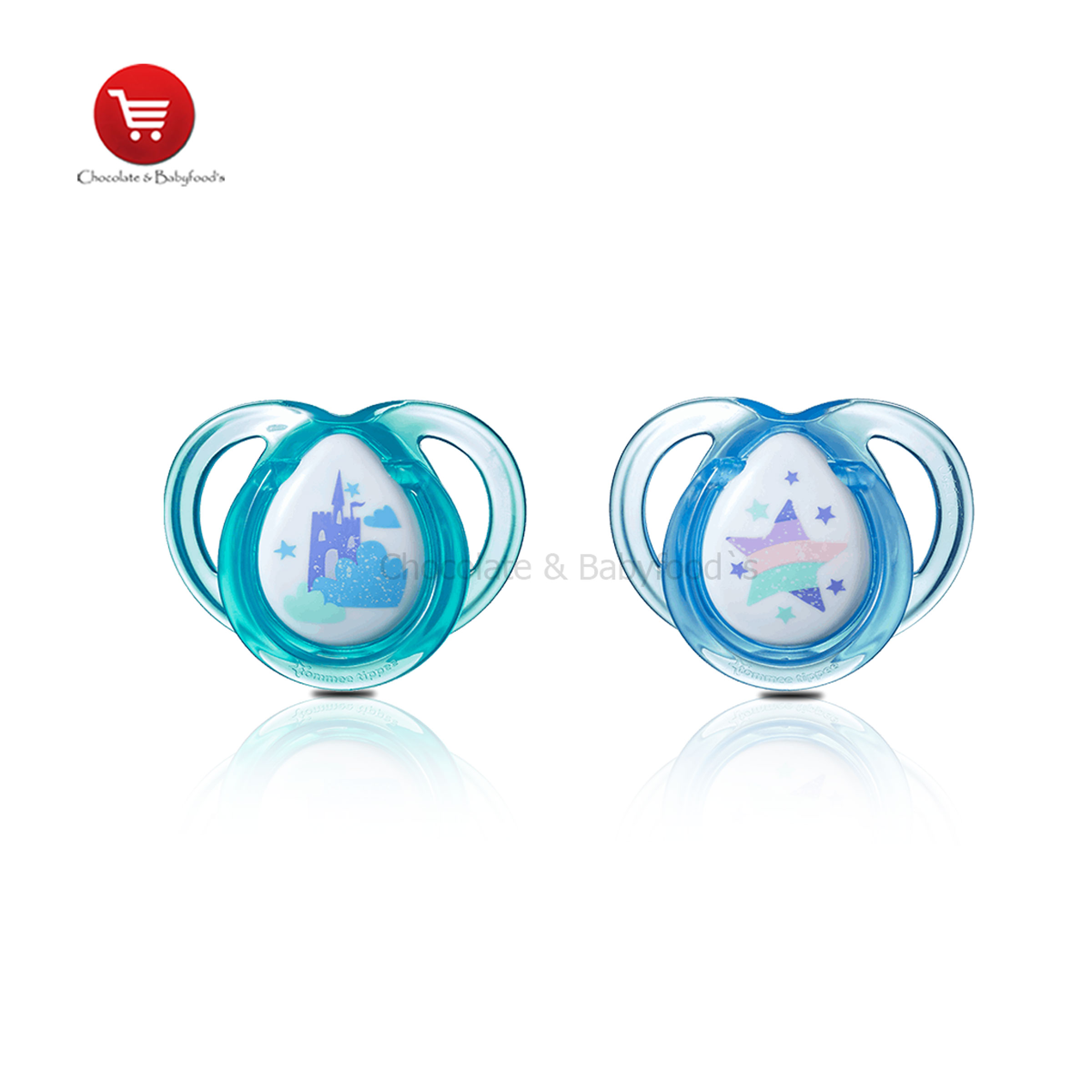 Tommee tippee anytime soother 0-6mnth