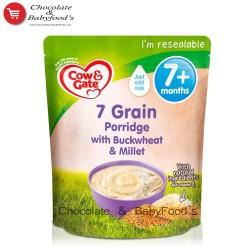 Cow & gate 7 Grain Porridge with Buckwheat & Millet 200 gm