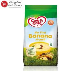 Cow & Gate my first Banana muesli 10+ mnth