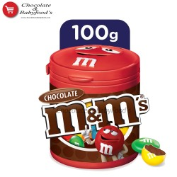 M&m's Chocolate Jar
