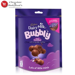 Cadbury Dairy Milk Bubbly Minis 204 gm