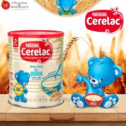 Nestle Cerelac Baby Rice with Milk 400gm