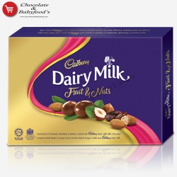 Cadbury Dairy Milk Fruit & Nuts