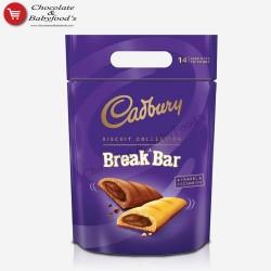 Cadbury Biscuit Collection Break Bar