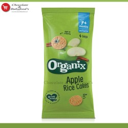 Organix Apple Rice Cakes 7+ months
