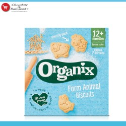 Organix Farm Animal Biscuits 100gm