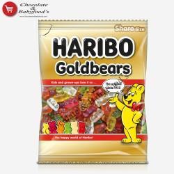 Haribo Gold Bears Share bag Gummy Candy
