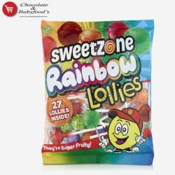 Sweetzone Rainbow Lollies
