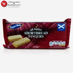 Tower Gate All Buter Shortbread Fingers