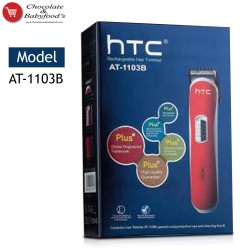 HTC Hair Trimmer Model: AT-1103B