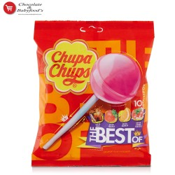 Chupa Chups The Best Lollypops