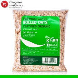 Premium Grade Rolled Oats 1kg