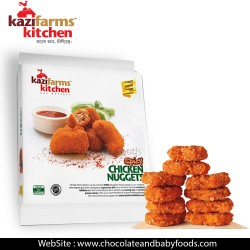 Kazi Farms Kitchen Spicy Chicken Nuggets