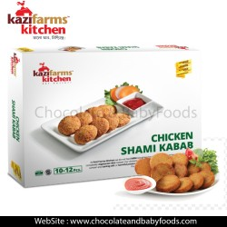 Kazi Farms Kitchen Chicken Shami Kabab
