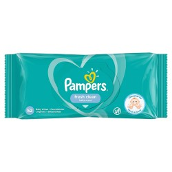 Pampers Fresh Clean Weipes