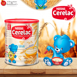 Nestle Cerelac wheat with Milk 400gm