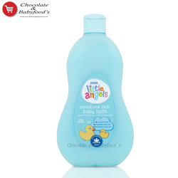 Asda Little angels Moisture Rich Baby Bath 500ml