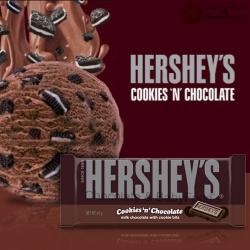 Hershey's cookies n chocolate