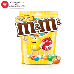 m&m's peanut 180gm