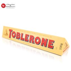 Toblerone yellow
