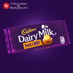 Cadbury Whole Nut 200 gm