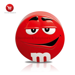 M&m's Tin Red