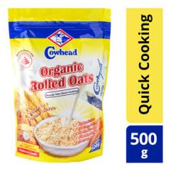 Cowhead Organic Rolled Oats