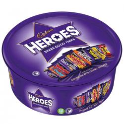 Cadbary Heroes Tub