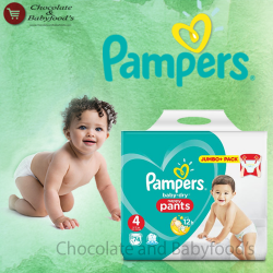 Pampers jumbo pack nappy pant-4