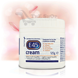 E45 Dermatological Cream 125gm