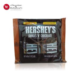 Hershey's Cookies N chocolate 4 pc's pack