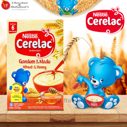 Nestle Cerelac Wheat & Honey pack 225gm