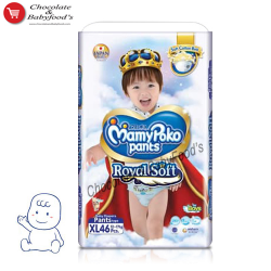 Mamy Poko Pants Royal Soft XL- 46 Boys