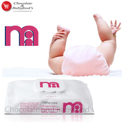 Mothercare fragrance-free baby wipes