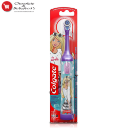 Colgate Barbie Electric Toothbrush